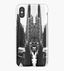 Buildings reflection  iPhone Case/Skin
