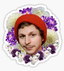 michael cera Sticker