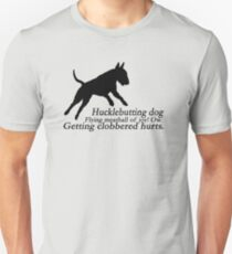 Bull Terrier Haiku T-Shirt