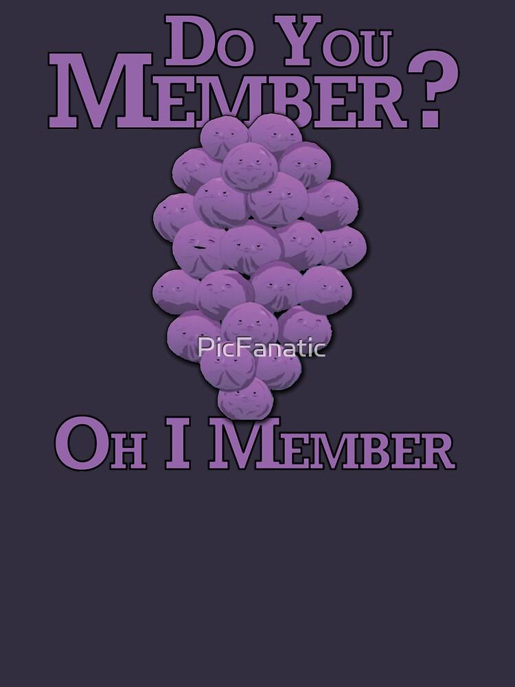TShirtGifter presents: Member Berries | Unisex T-Shirt