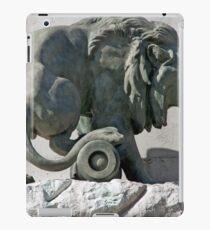 Löwe iPad-Hülle & Klebefolie
