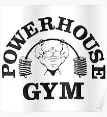 Powerhouse Gym Poster