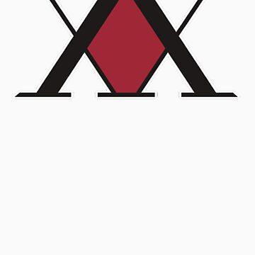 Hunter X Hunter - (Hunter License Logo) by Fayzun