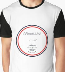 Formule 221b - Since 1895 Graphic T-Shirt