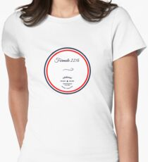 Formule 221b - Since 1895 Womens Fitted T-Shirt