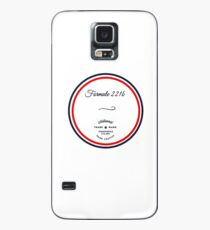 Formule 221b - Since 1895 Case/Skin for Samsung Galaxy