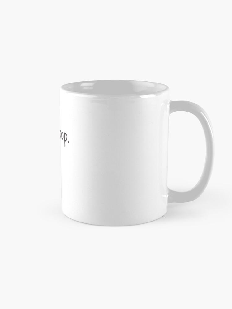 Alternate view of Whooping Coffee Cup Mug