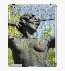 the fighter iPad Case/Skin