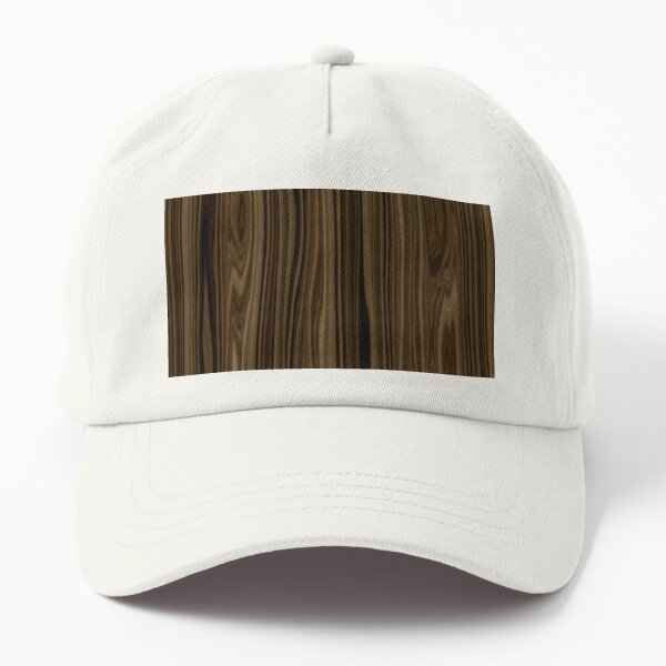 Elegant Wood 2 Dad Hat