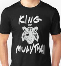 Sagat King of Muay Thai Re-Work T-Shirt