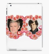 John and Sherlock, Sherlock and John iPad Case/Skin