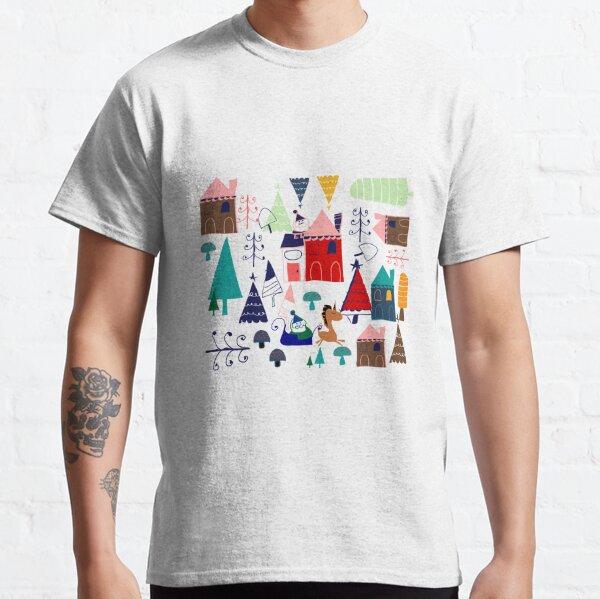 Christmas Unicorn #Christmas Classic T-Shirt