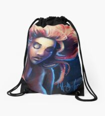 Tranquil Drawstring Bag