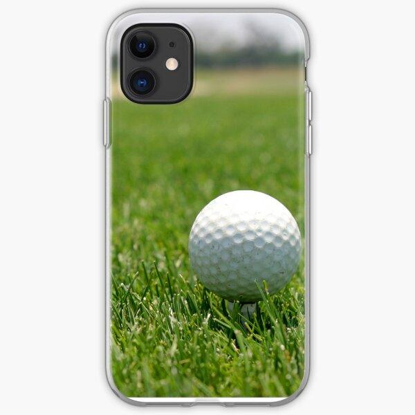 Golf Ball iPhone Soft Case