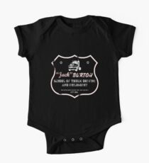 Jack Burton Trucking One Piece - Short Sleeve