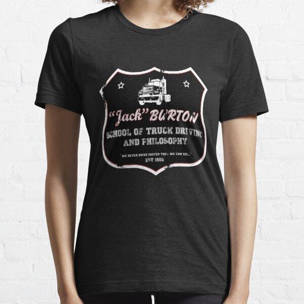 Jack Burton Trucking Essential T-Shirt