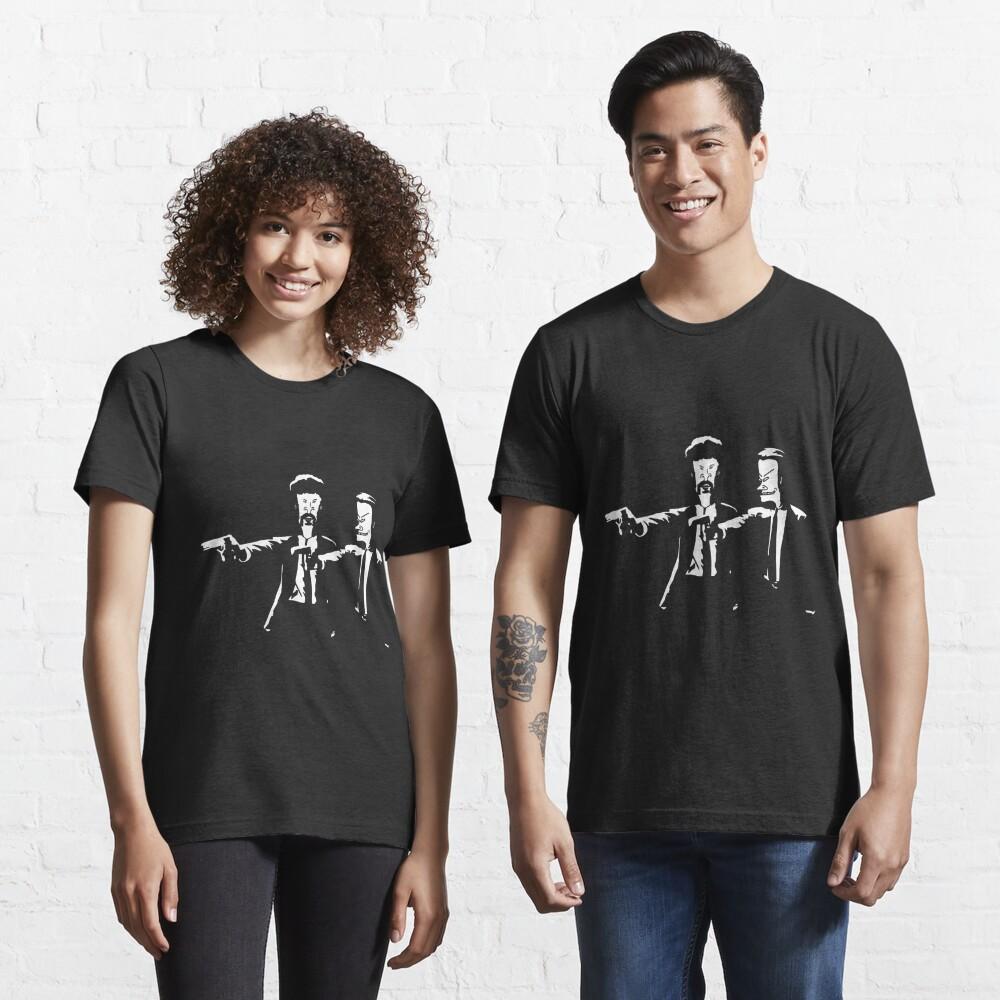 Beavis & Butthead Pulp Fiction Essential T-Shirt
