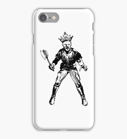 Soul Society Soldier iPhone Case/Skin