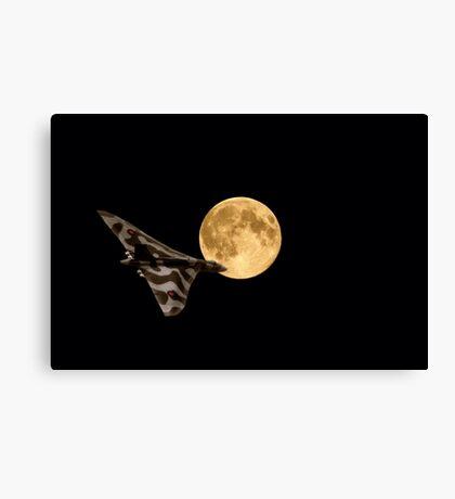 Vulcan Moon Canvas Print