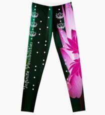Infinite Lotus Flower Leggings Leggings