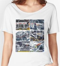 rally Group B Women's Relaxed Fit T-Shirt