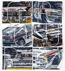 rally Group B Poster