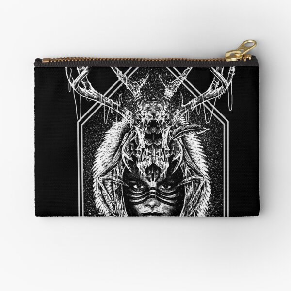 The Tribe Zipper Pouch