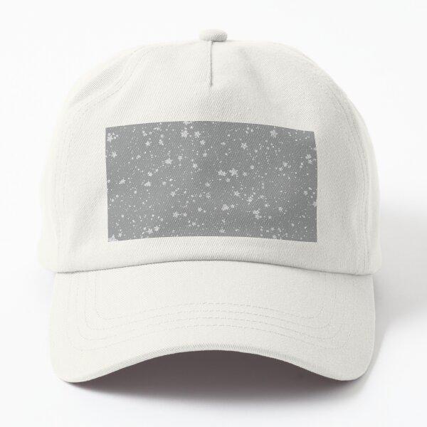 Glitter Stars4 - Silver Dad Hat