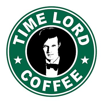 Time Lord Coffee by pixel-designs
