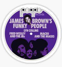 Funky People Sticker