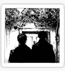 Sherlock - Baskerville Sticker