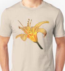 Molten Lilly Unisex T-Shirt