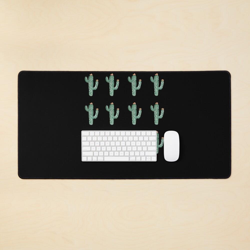 cactus cactus print Classic T-Shirt Mouse Pad