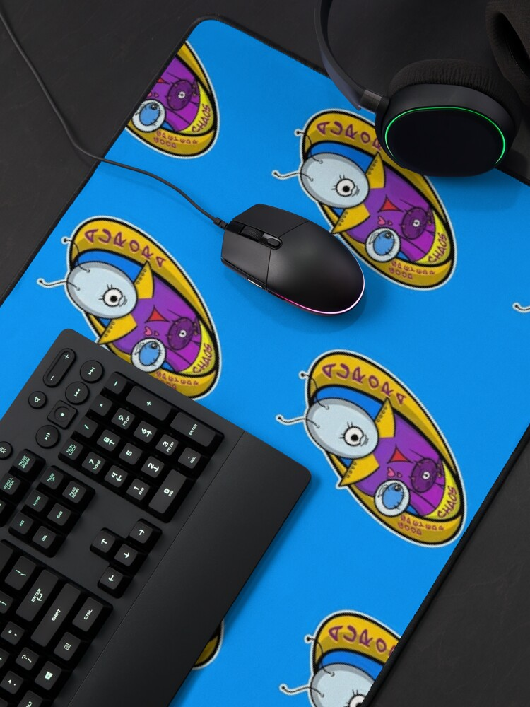 Alternate view of The Family Orbitz: Aurora,Chaos and Good Speyedr Mouse Pad