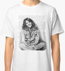 Camiseta clásica Cima del mundo