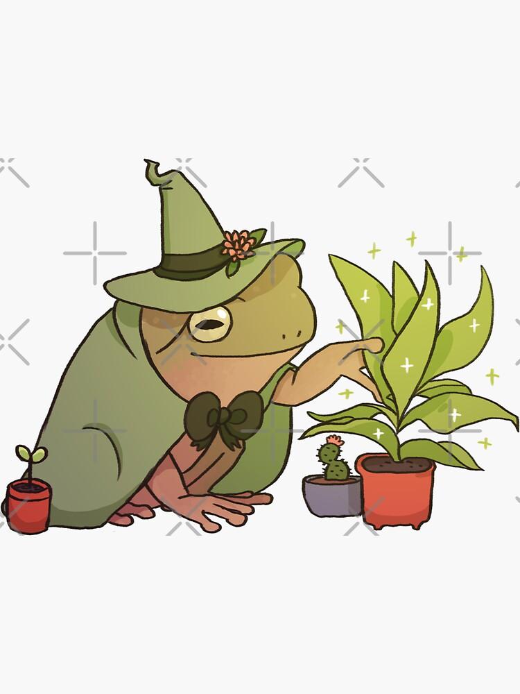 Green Tree Frog - Worf by petakov-kirk