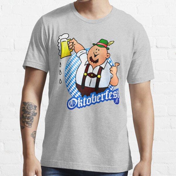 Oktoberfest - man in lederhosen Essential T-Shirt