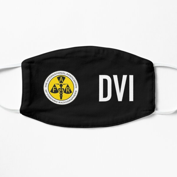 IAFR DVI Team Flat Mask