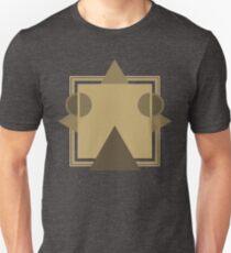 Caravan Palace - Robot Face / <| ° _ ° |> - Album Kunst neu erfunden Slim Fit T-Shirt