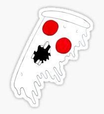 Pizzaface Sticker