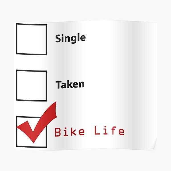 Bike Life Poster