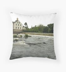 Far Side Throw Pillow