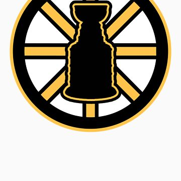Bruins & Stanley by WickedCool