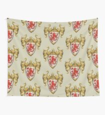 Highland Marches Wall Tapestry
