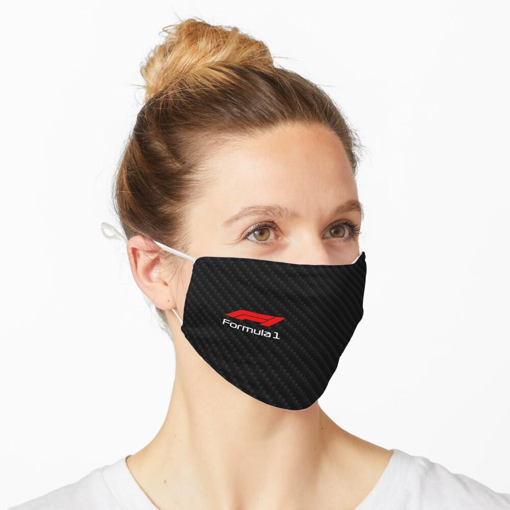 Masque «Carbone F1»