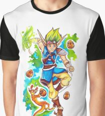 Jak and Daxter - Precursor Legacy Graphic T-Shirt