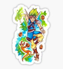 Jak and Daxter - Precursor Legacy Sticker