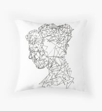 Shards 2 Throw Pillow