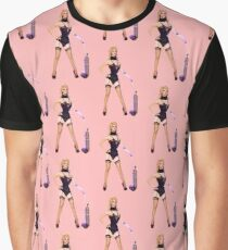 VIOLET CHACHKI - DEATH BECOMES HER Graphic T-Shirt