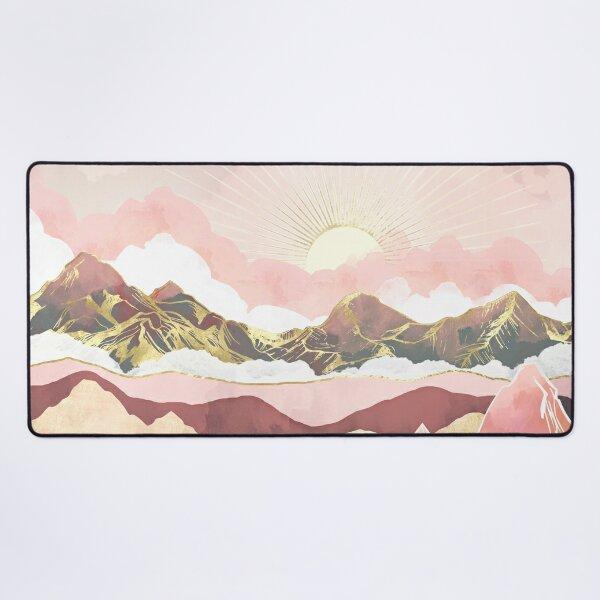 Summer Sunrise Desk Mat